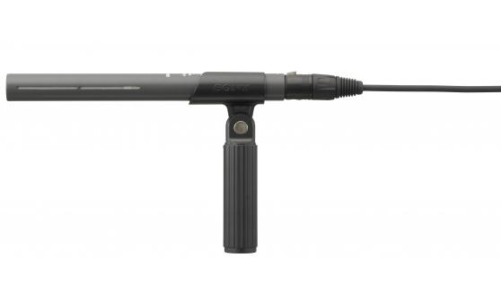 Sony Microfone Shotgun ECM-673