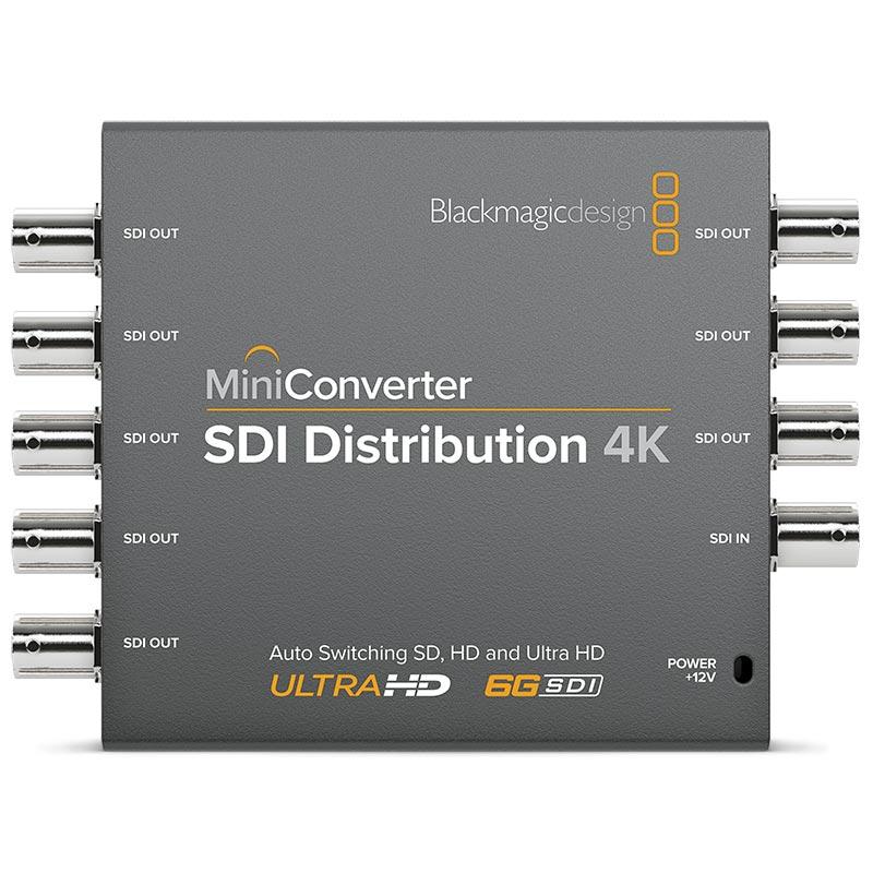 Blackmagic Mini Converter - SDI Distribution 4K