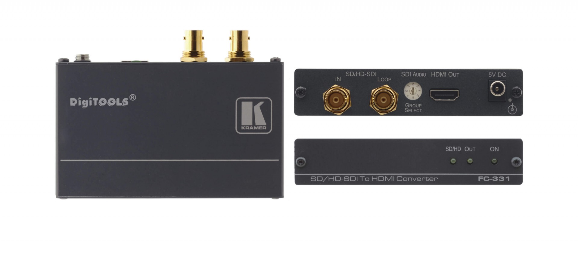 Kramer FC-331 3G HD–SDI to HDMI Format Converter