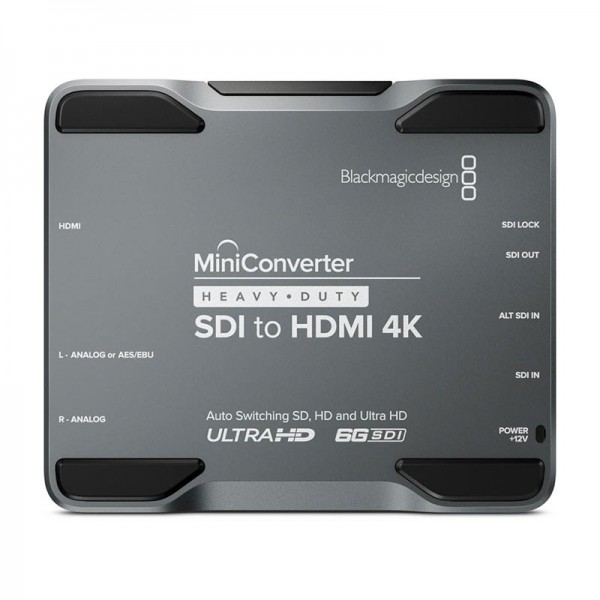 Blackmagic Mini Converter H/Duty - SDI to HDMI 4K