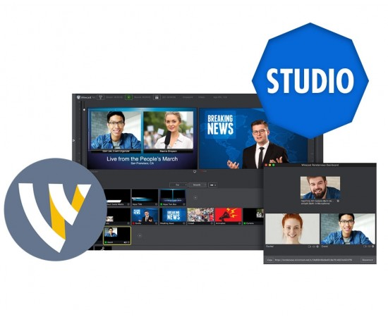Telestream Wirecast Studio (upgrade Studio 4 até Studio 7)