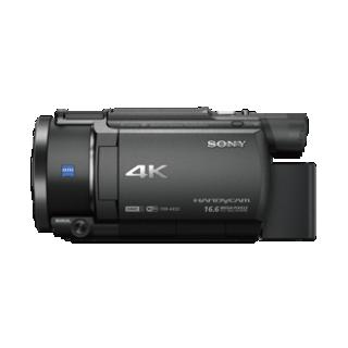 Sony Handycam® AX53 4K com Sensor CMOS EXMOR R®