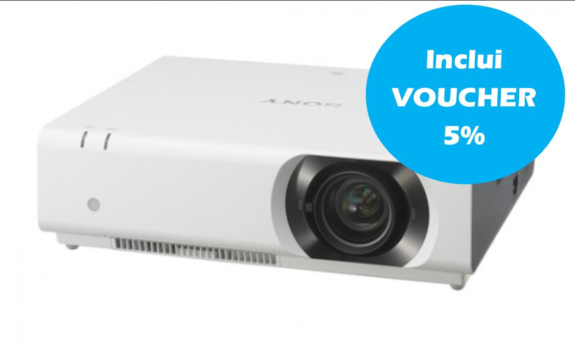 Videoprojetor Profissional Sony VPL-CH350