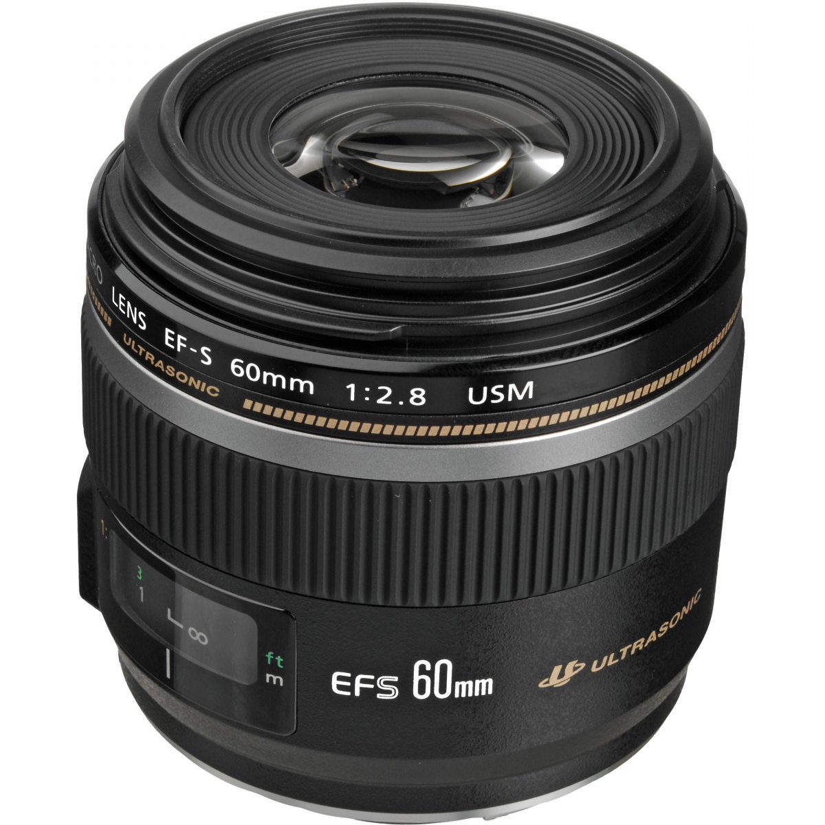 Canon Objectiva Macro EF-S 60mm f/2.8 USM