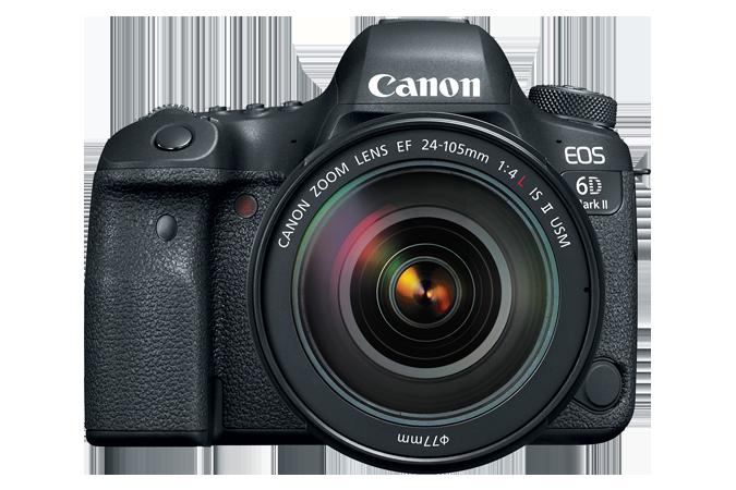 Canon EOS 6D Mark II + 24-105 IS STM