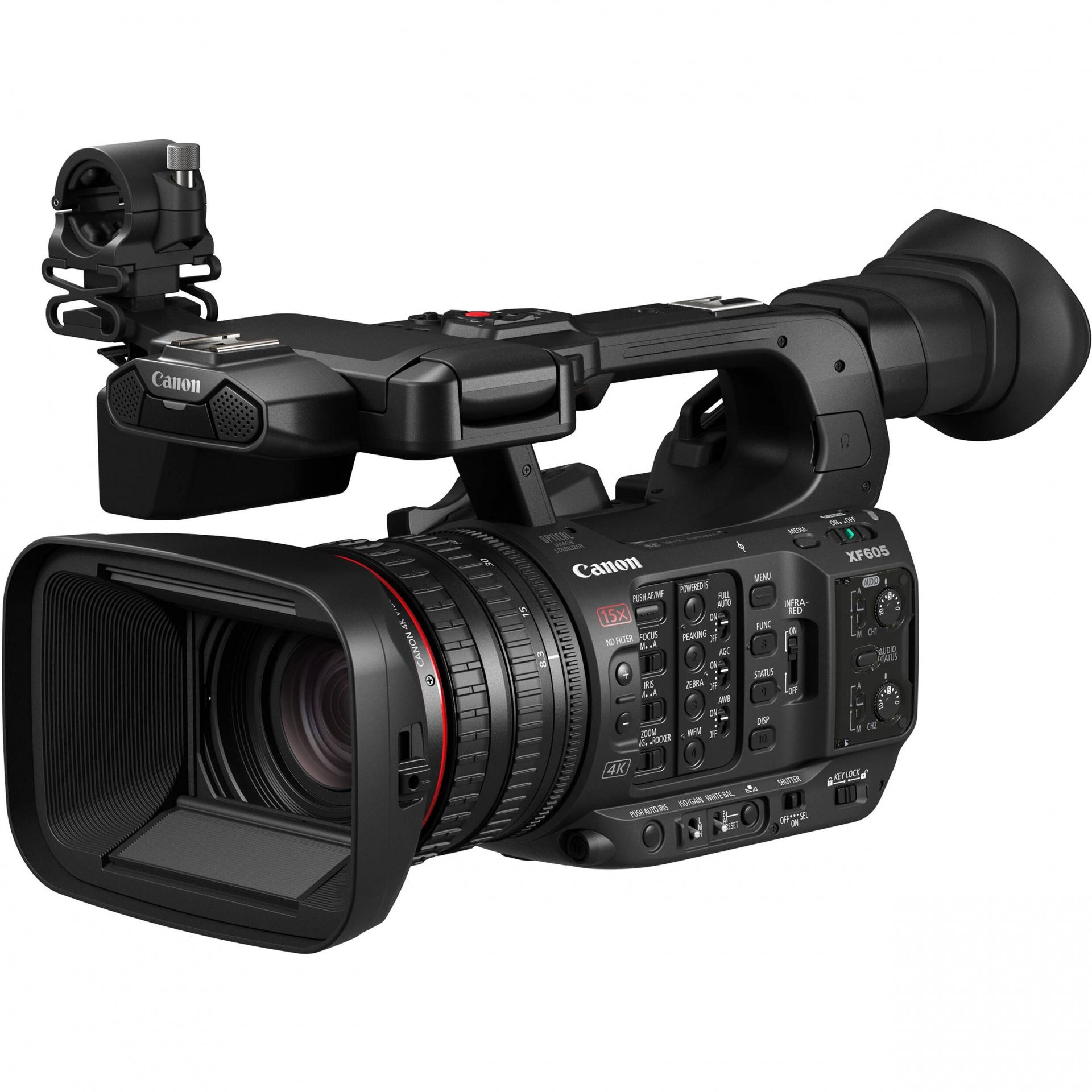 Canon XF605 - Pré-Reserva