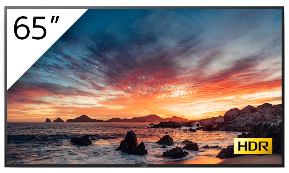 Sony 4K Android 65