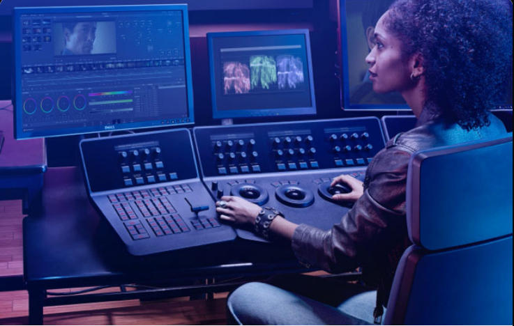 Blackmagic DaVinci Resolve Studio 17 - License