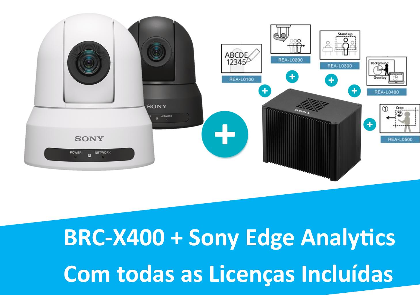 Sony Edge Analytics - Solução Completa - Preço Sob Consulta