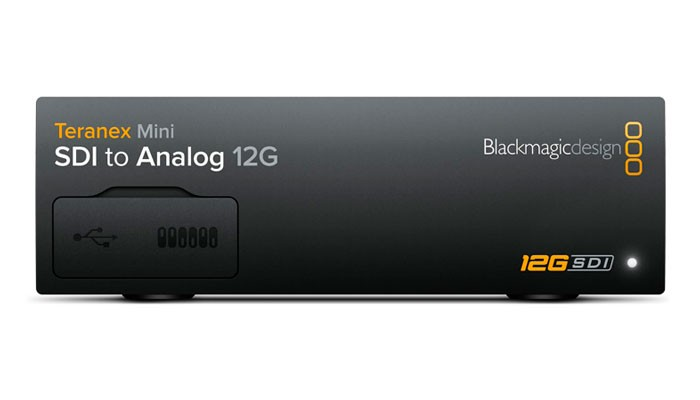 Blackmagic Teranex Mini - SDI to Analog 12G