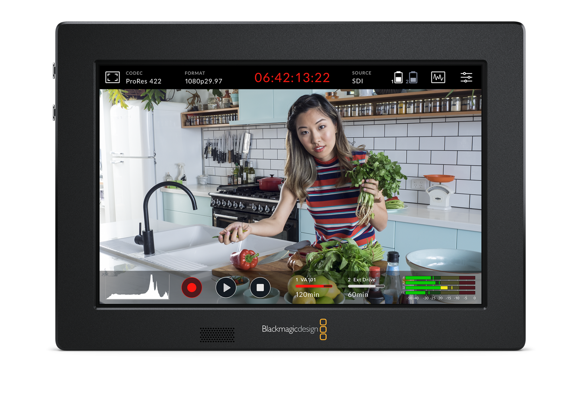 Blackmagic Video Assist 7