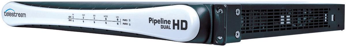 Telestream Pipeline HD Dual