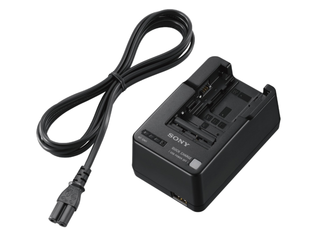 Sony Battery Charger - BC-QM1