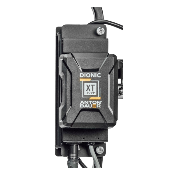 Litepanels Battery Bracket V-Mount Gemini 1x1