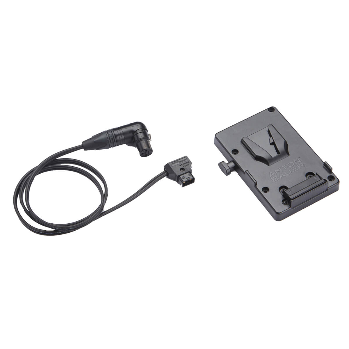 Litepanels V-Mount Battery Bracket for Astra 1x1 LED Panel