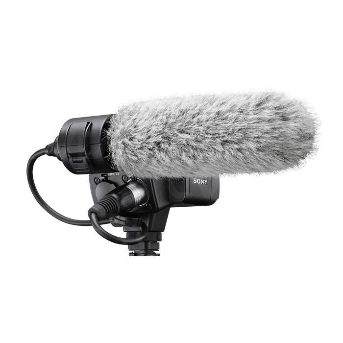 Sony Adapter Kit and Microphone XLRK2M