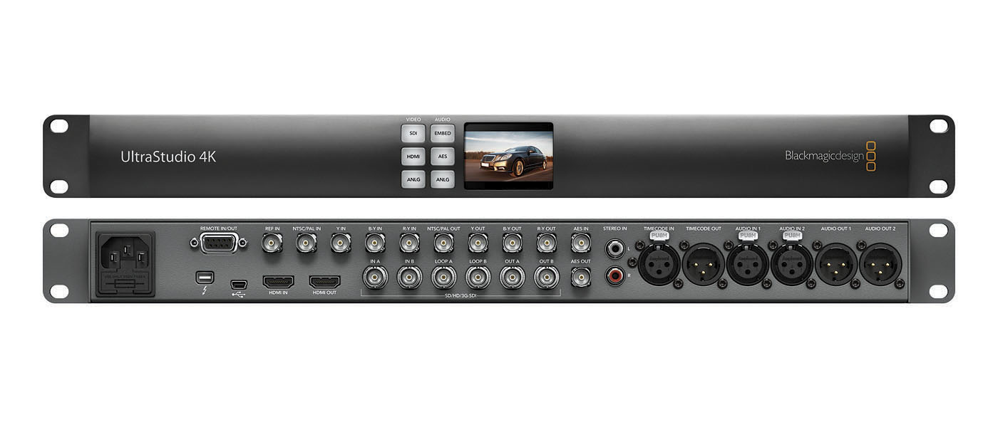 Blackmagic UltraStudio 4K 2