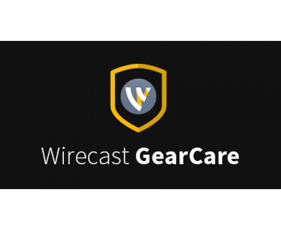Telestream Wirecast GearCare Support (Extensão para 3 anos HW e Suporte SW)