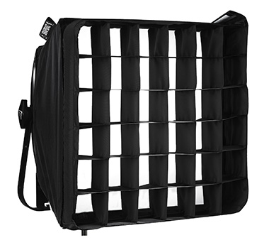 Litepanels Snapgrid 40 deg Eggcrate for Gemini 1x1 Snapbag