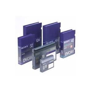 Sony Cassete DVCAM-PDV184N3