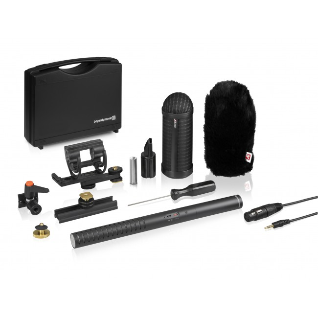 Beyerdynamic Microfone MCE 85 BA Full Camera Kit