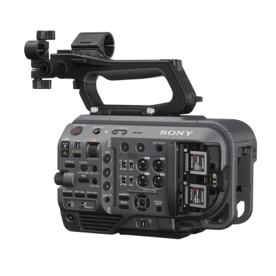 Sony PXW-FX9 Inclui Edius X