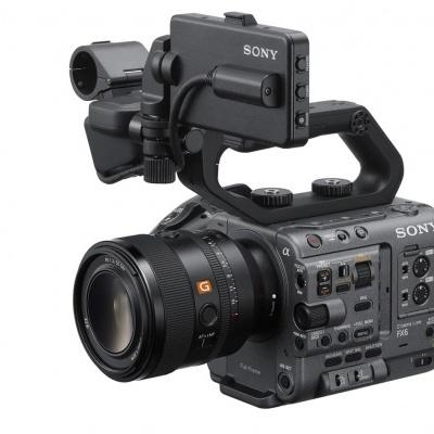 Sony FX6 + Objetiva Sony 50mm F1.2