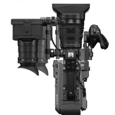 Sony PXW-FX9K com Atomos Shogun