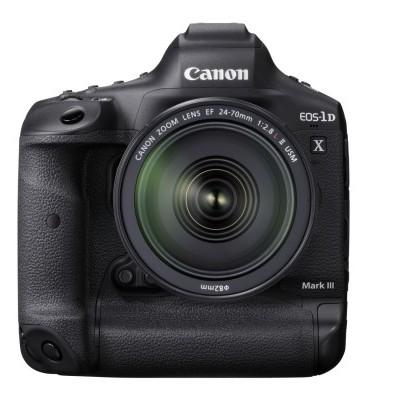 Canon EOS 1DX Mark III - Corpo