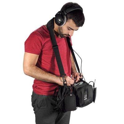Sachtler Saco Ultra Leve Audio- Pequeno