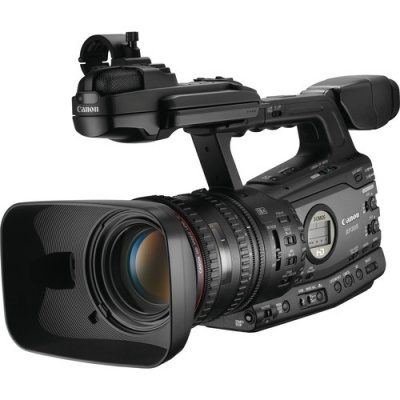 Canon XF305 - Unidade de DEMO (Dez-2010)