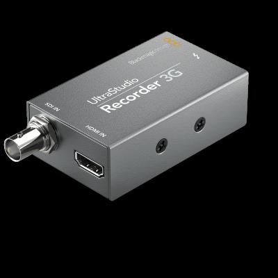 Blackmagic UltraStudio Recorder 3G - Novo