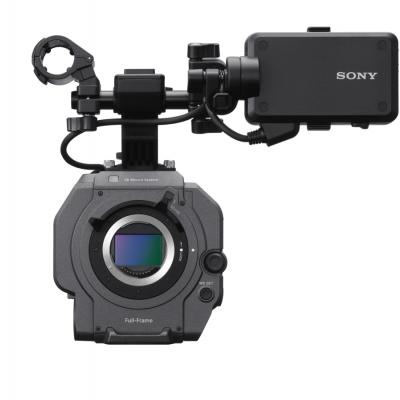 Sony PXW-FX9 com Atomos Shogun