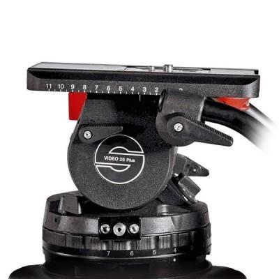 Sachtler System 25 EFP 2 CF - PROMO