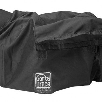 Porta Brace CS-DV4RQS-M4 Camera Case SOFT, BLACK, XL