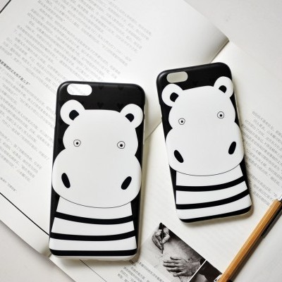 iPhone 7/8 Capa Maoxin Hippo (Capa + Ring Holder + Notebook + Estojo)
