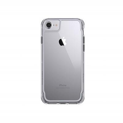 iPhone 7/8 Capa Griffin Survivor Grey & Clear