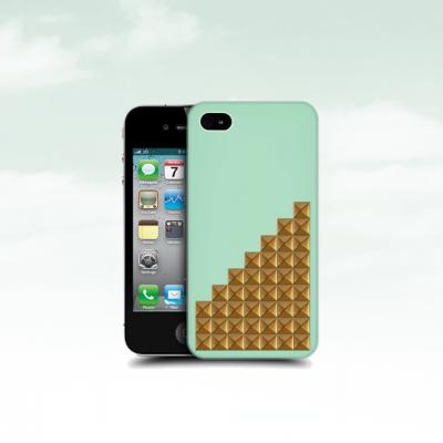 iPhone 4/4S Capa Pattern 402 Stylish