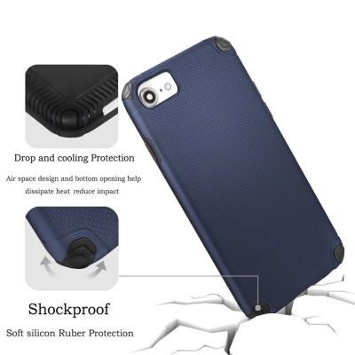 iPhone 7/8 Capa Magnética Anti-Shock Light Armor