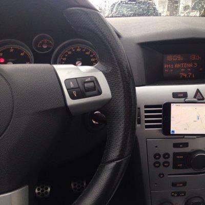 Suporte Universal 360º Ultra-Resistente para automóvel