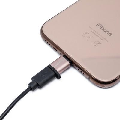 Adaptador Micro-USB para Lightning