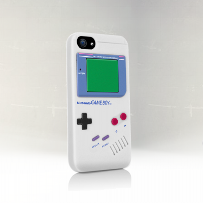 iPhone 4/4S Capa Gameboy