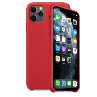 Capa Silicone Rígido Premium Rubberized OEM para iPhone 11 Pro