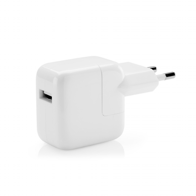 Adaptador de corrente USB de 12W Apple
