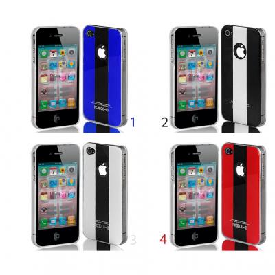 iPhone 4/4S Capa Ultra-Fina Listas