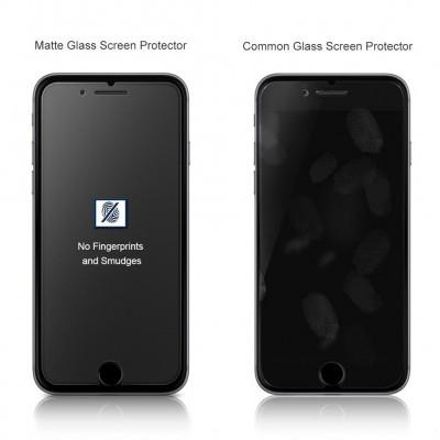 Películas de Protecção de Ecrã Anti-Dedadas (Efeito Mate) iPhone 7/8 Plus