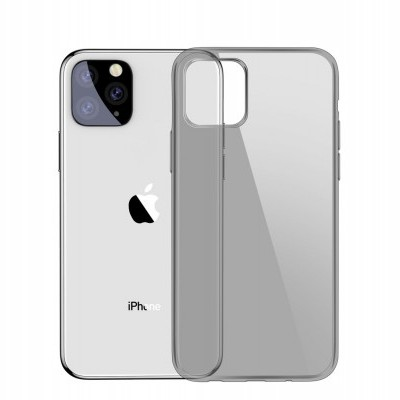 iPhone 11 Pro Max Capa Silicone Fina Simple Series