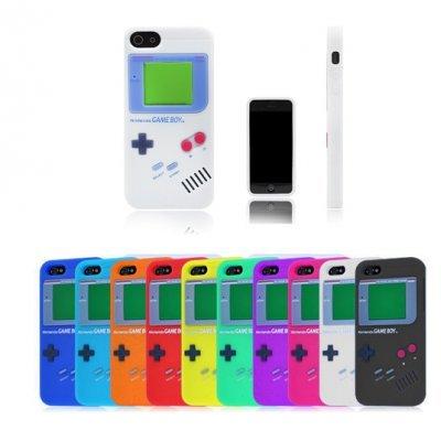 iPhone 5/5S/SE Capa Gameboy
