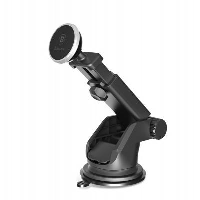 Suporte Magnético Baseus 360º Mechanical Universal com ventosa e braço telescópico