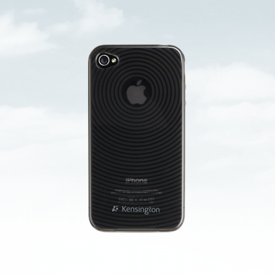 iPhone 4/4S Capa Silicone Kensington